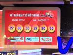Hà Nội là nơi phát hành tờ vé số may mắn trúng Jackpot trị giá hơn 112 tỷ đồng